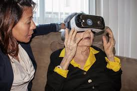 Gulf Coast Village introduces virtual reality memory support program at Palmview