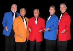DEL PRADOS ~ 5 part harmony 50s & 60s Oldies Rock & Roll Show
