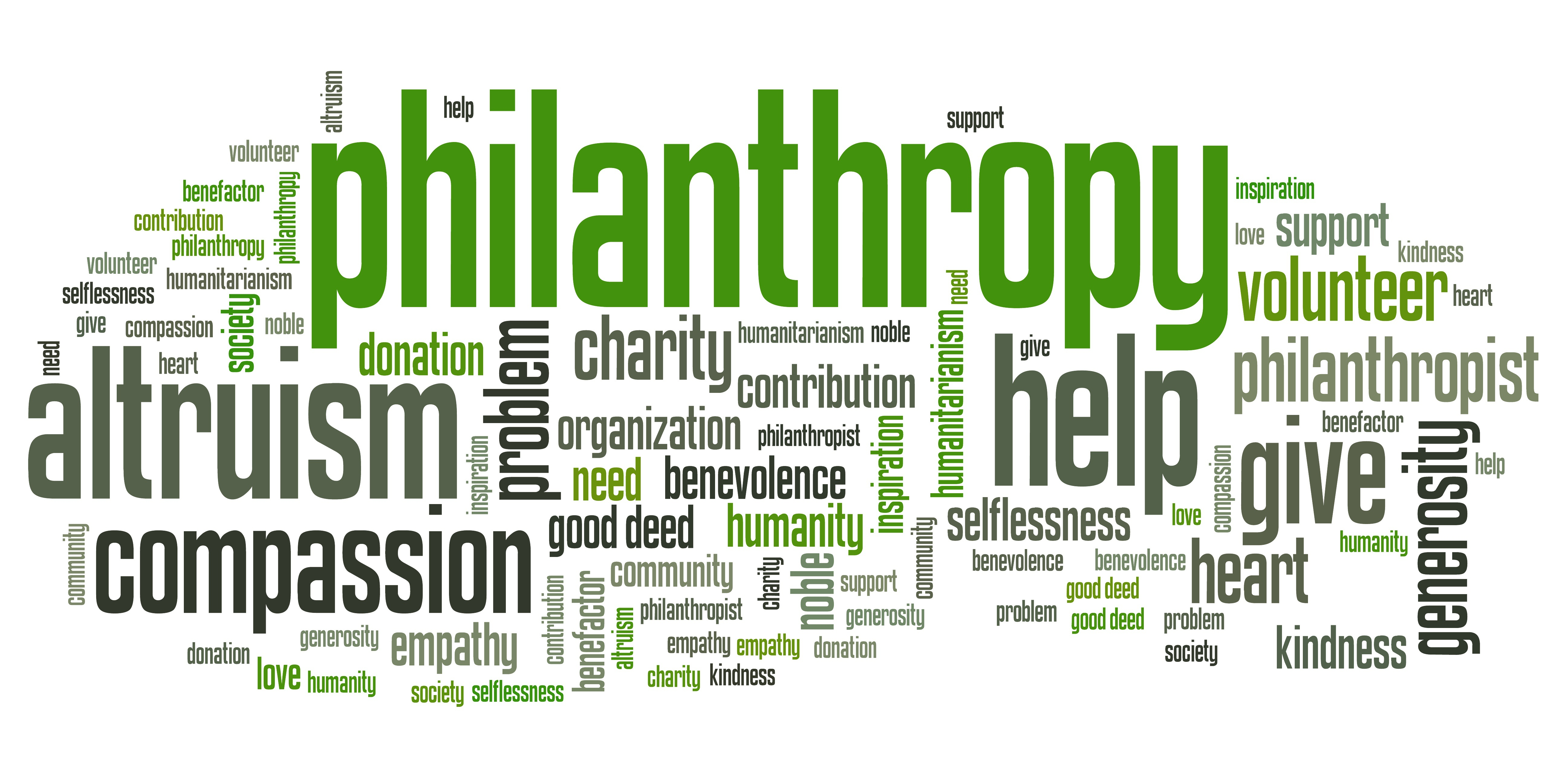 Philanthropy  >> Become Chartered Advisor In Philanthropy