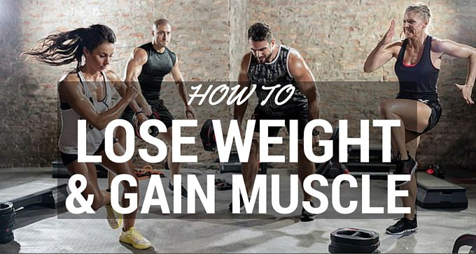 The truth about gaining muscle and losing weight