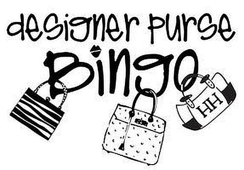 Designer Purse Bingo Capestyle Magazine Online