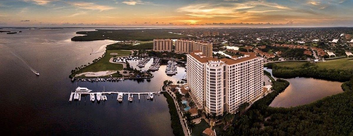 Gather to open at Tarpon Point in early October