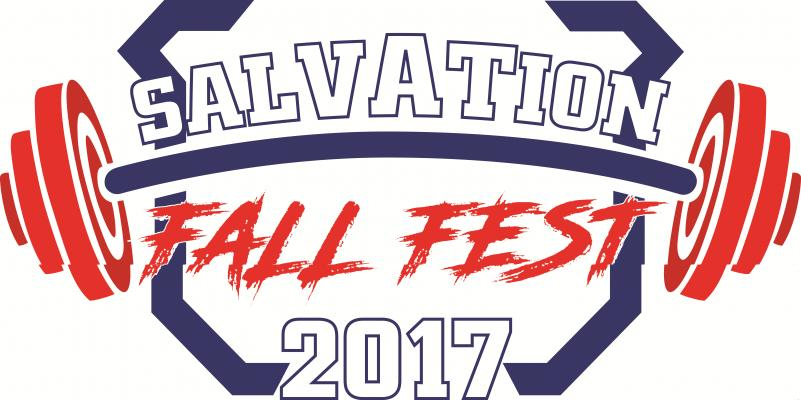 Competitors team up to show off strength at  CrossFit Salvation Fall Fest