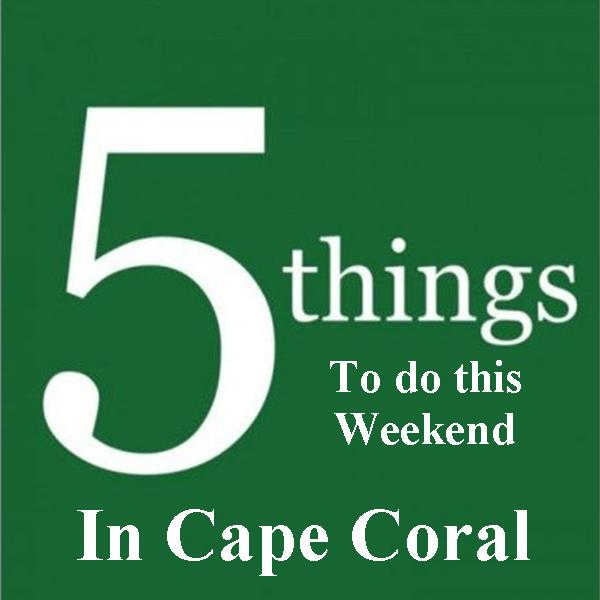 5 Things To Do This Weekend in Cape Coral (Nov 29 - Dec 1)
