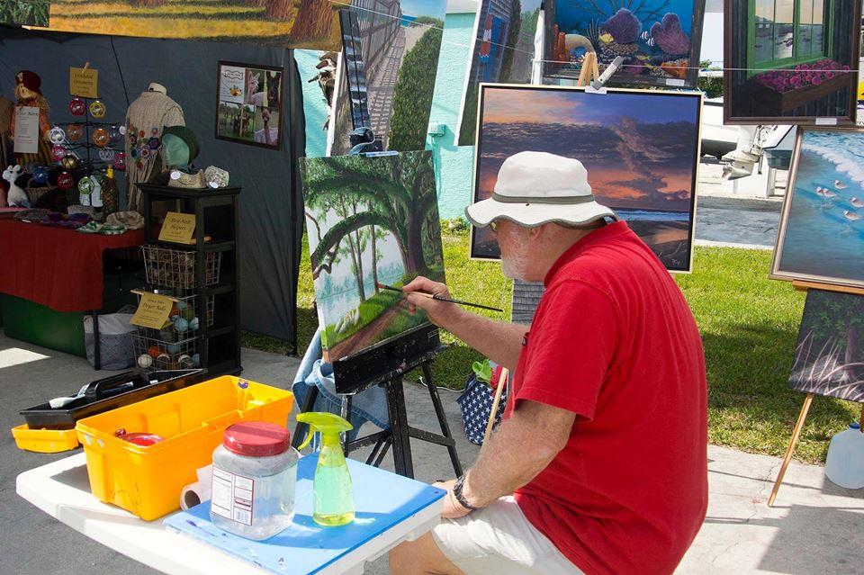 Pine Island Arts & Crafts Fair