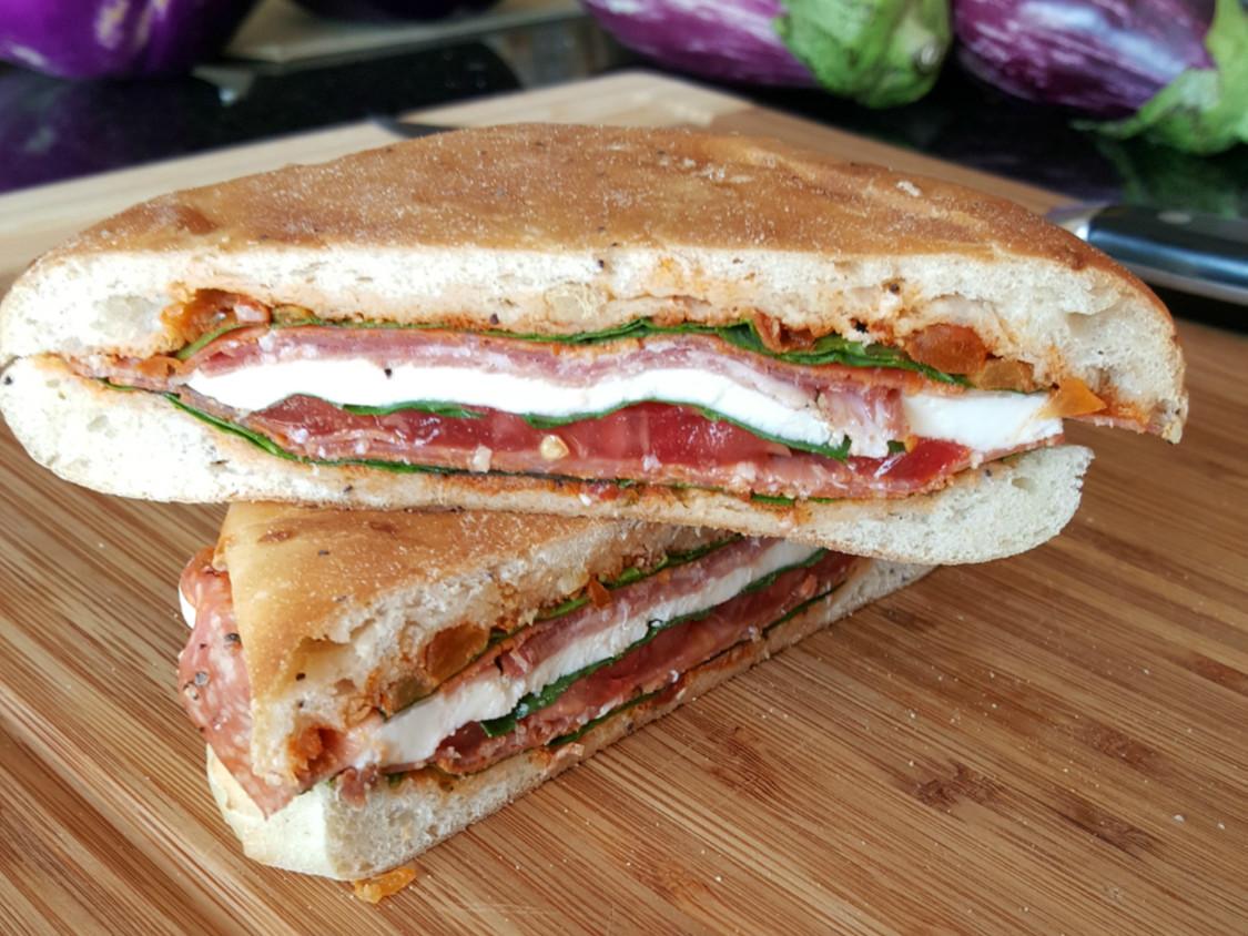 Calabrese Sandwich