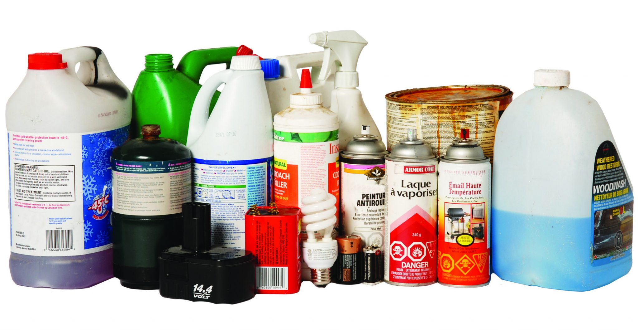 Household Hazardous Waste Collection Day is Saturday, March 17