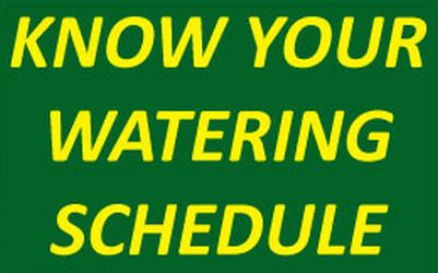 City Reminds Cape Residents to Follow Watering Schedule