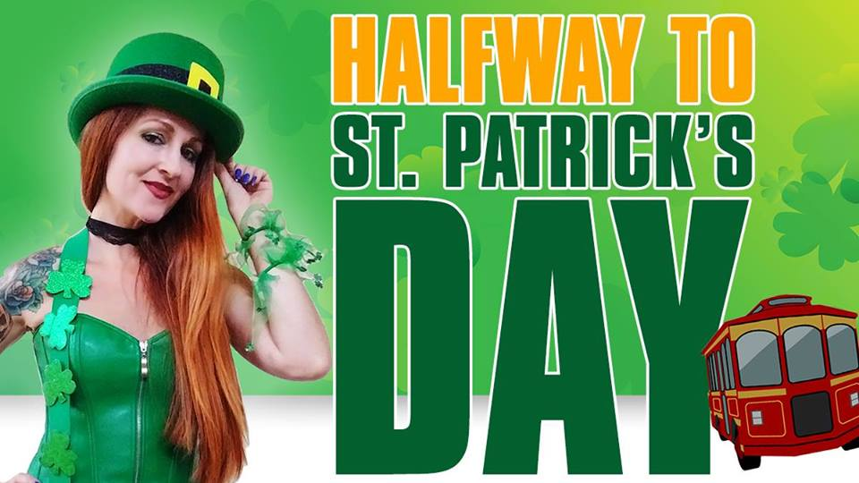 Halfway to St Paddy's Day Event