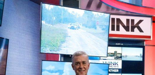 JIM FARRELL, Chief Meteorologist, WINK News