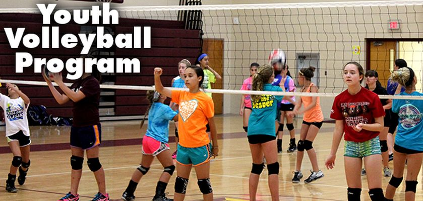 Cape Coral Parks & Recreation Introduces New Youth Volleyball Program