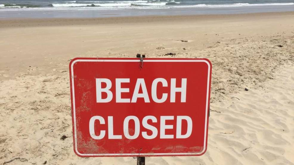Yacht Club Beach to Be Closed Temporarily