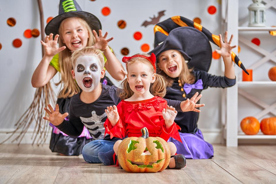 Red Cross Offers 10 Tips to Help Keep Trick or Treaters Safe this Halloween