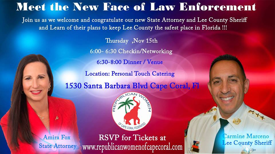 Meet the New Faces of Law Enforcement
