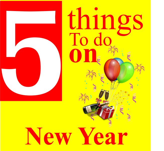 5 Things To Do in SWFL on New Year's Eve