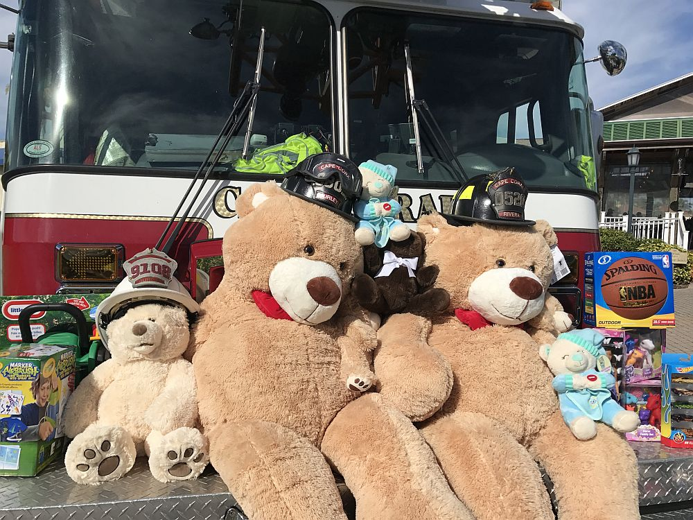 Cape Coral Fire Department Annual Toy Drive