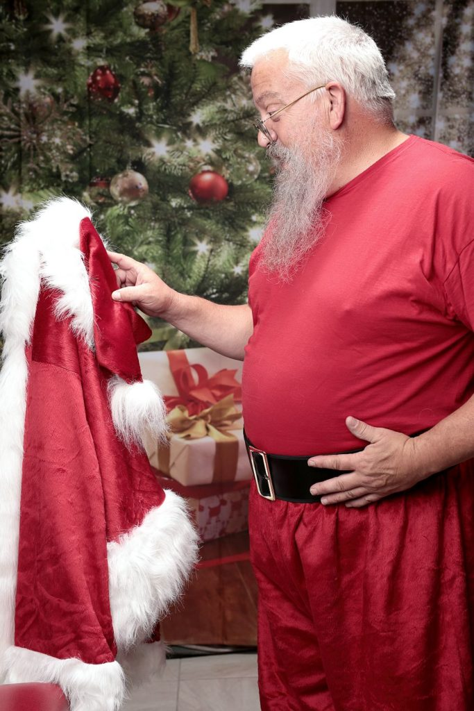 "The ""Real"" Santa Claus"