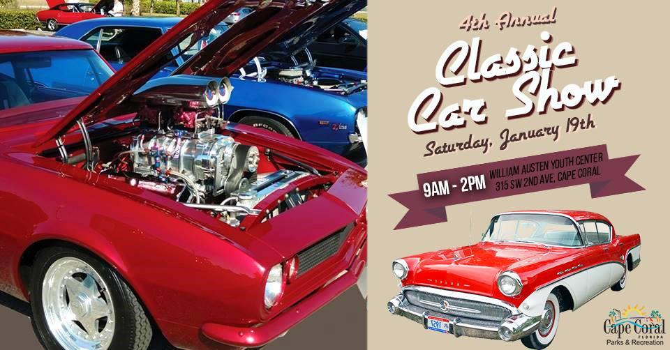 Car Shows In Florida >> 2019 Classic Car Show