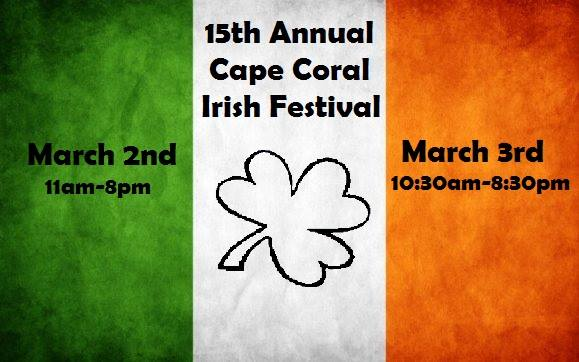 5 Things To Do This Weekend in Cape Coral (Mar 1 - 3)
