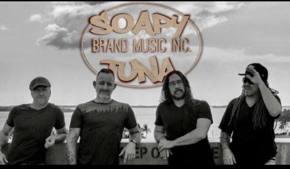 Soapy Tuna Rocks The Tiki Hut