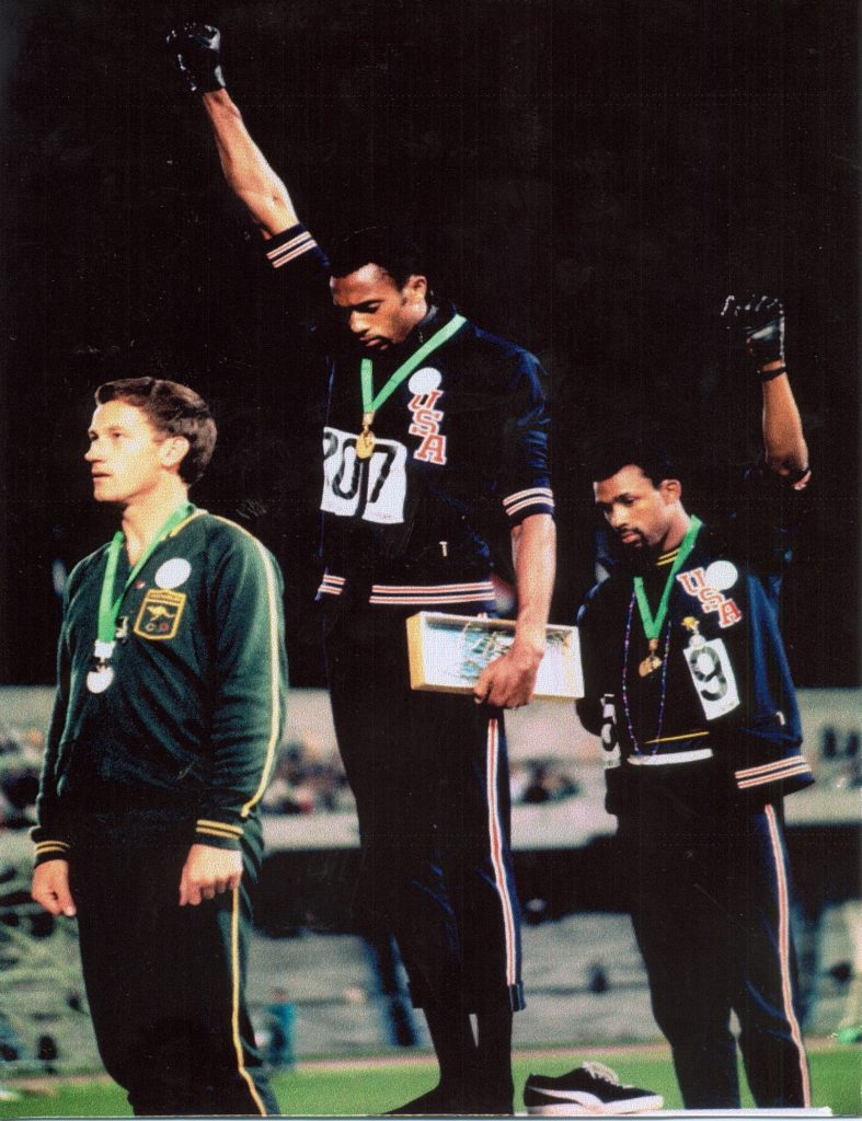 Tommie Smith to speak at Rotary South Scholar-Athlete Awards