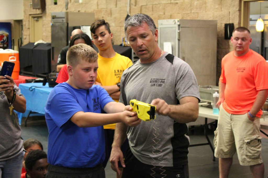 Register Now for 30th Annual Respect for Law Camp