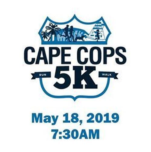 Cape Cops 5K - Artist Winners