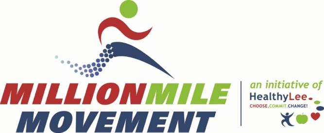 City of Cape Coral Employees Win Top Spot in Lee County Million Mile Movement