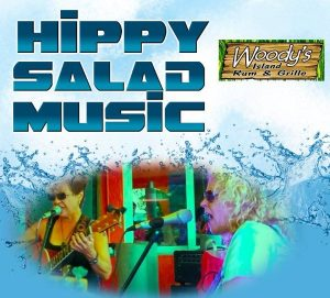 Hippy Salad Acoustic Duo @ Woody's Surfside