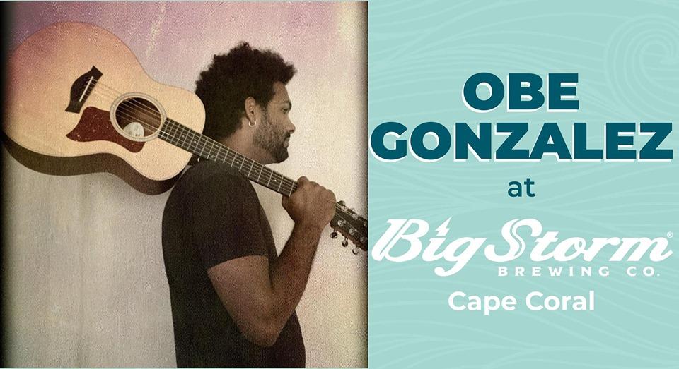 Obe Gonzalez @ Big Storm