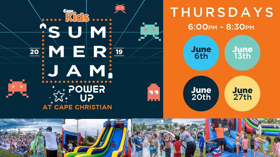 5 Things To Do This Weekend in Cape Coral (June 20 - 23)