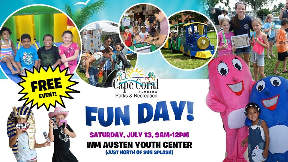 5 Things To Do This Weekend in Cape Coral (July 11 - 14)