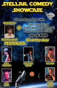 Stellar Comedy Showcase