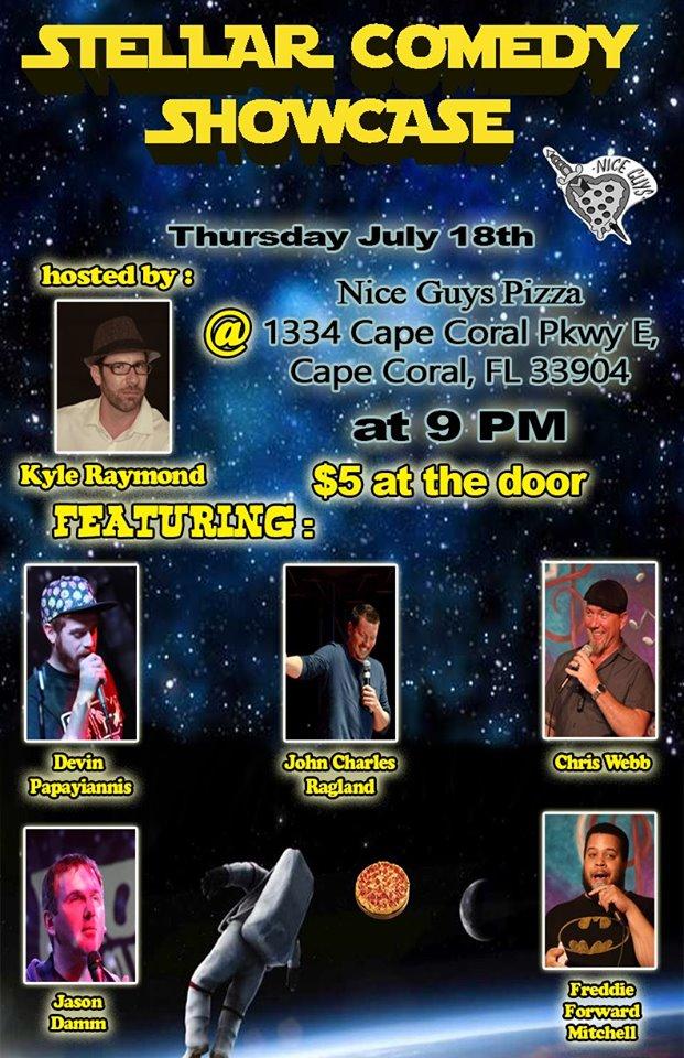 Stellar Comedy Showcase