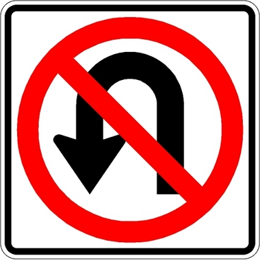 U-Turns: Who Has The Right of Way?