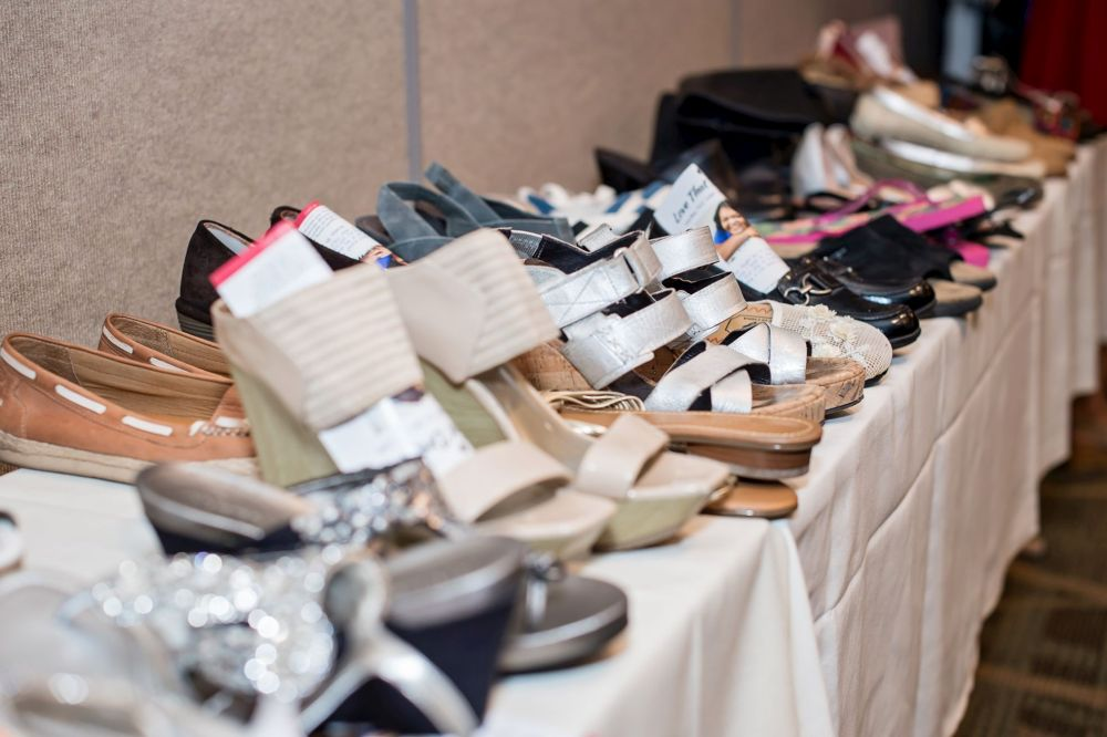 A shopping event with heart addresses the needs of Lee County's at-promise girls TONIGHT