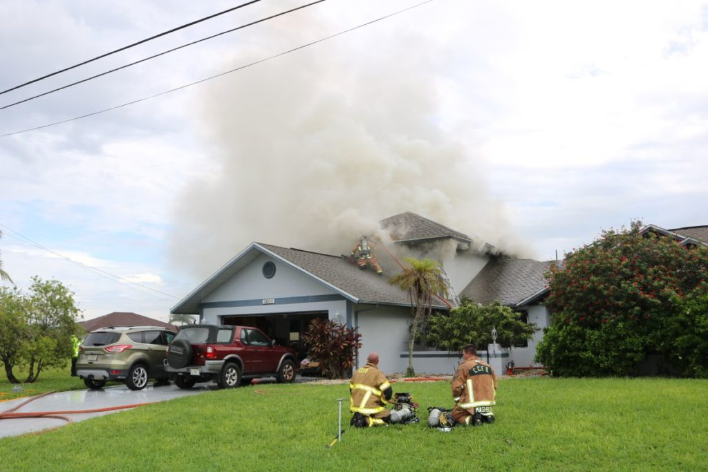 MORNING RESIDENTIAL STRUCTURE FIRE CLAIMS THE LIVES OF THREE DOGS