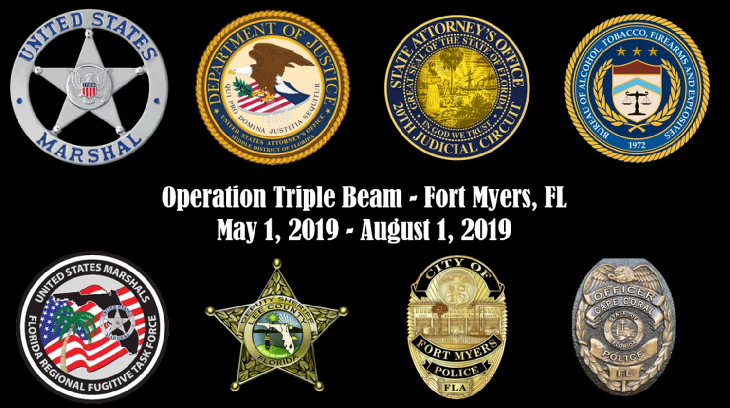 Operation Triple Beam results in 120 arrests