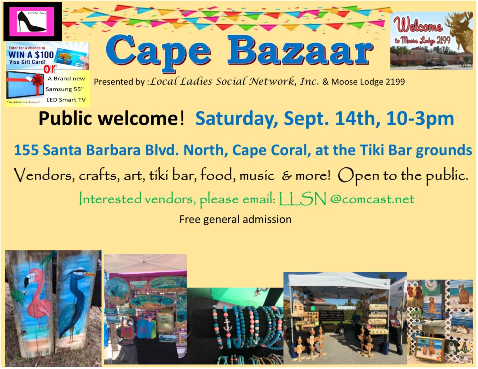 Cape Bazaar