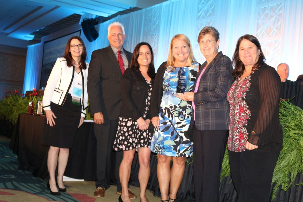 Cape Coral Parks & Recreation Receives Public Relations Award for Fun-Mobile