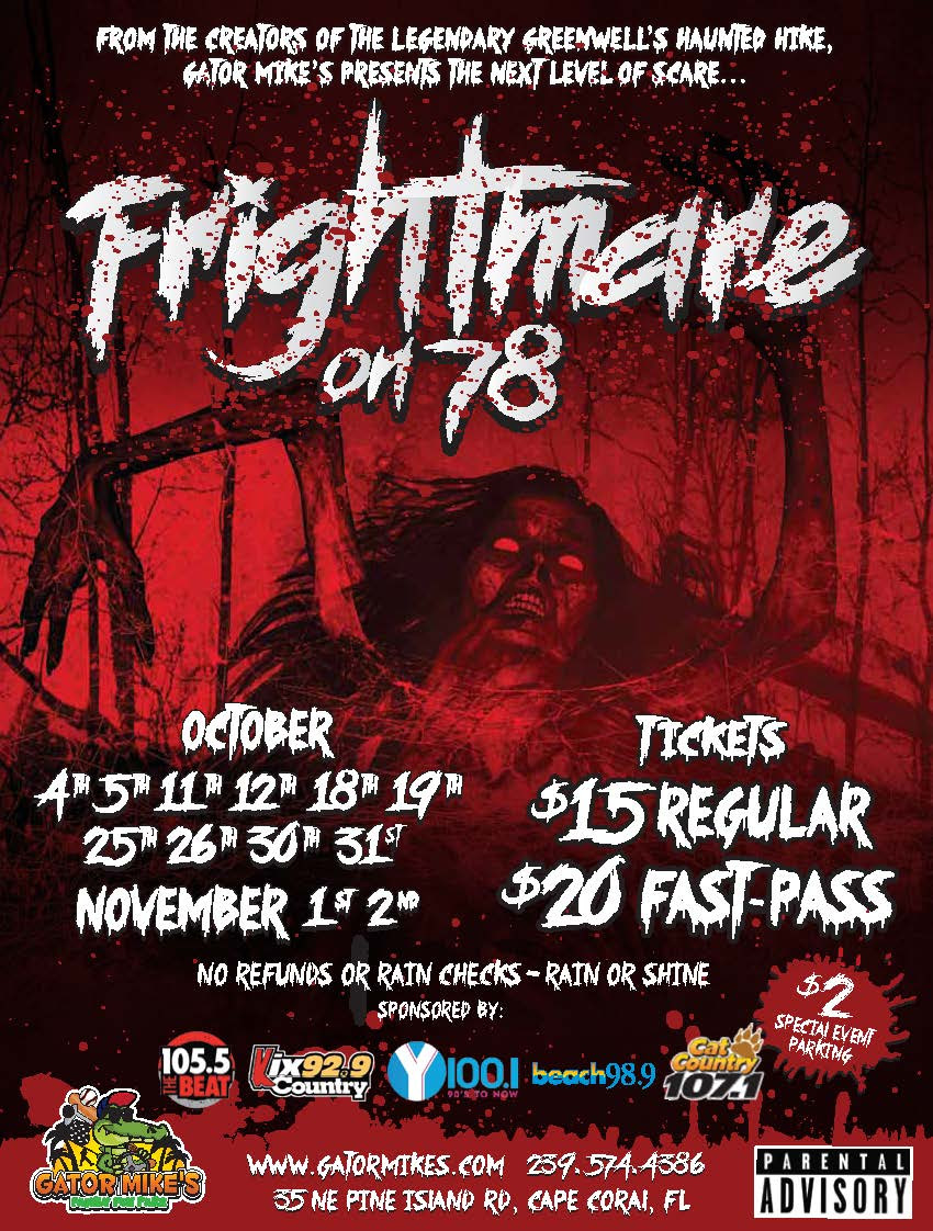 Frightmare on 78
