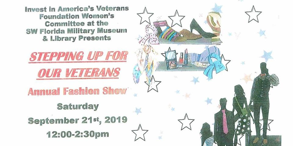 Stepping Up For Our Veterans