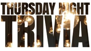 Thursday Night Trivia @ Scotty's Bierwerks
