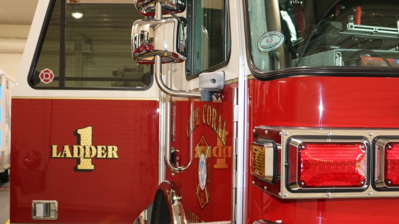 CAPE CORAL FIRE DEPARTMENT EXPANDING ADVANCED LIFE SUPPORT SERVICES