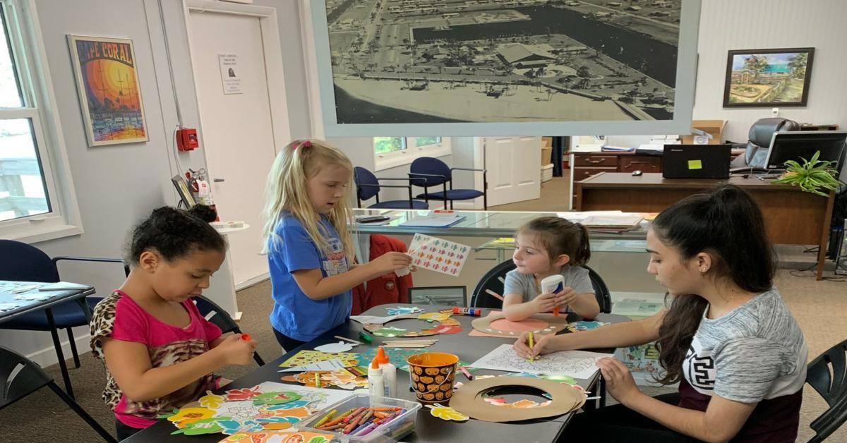 Monthly Children's Programming @ Historical Museum