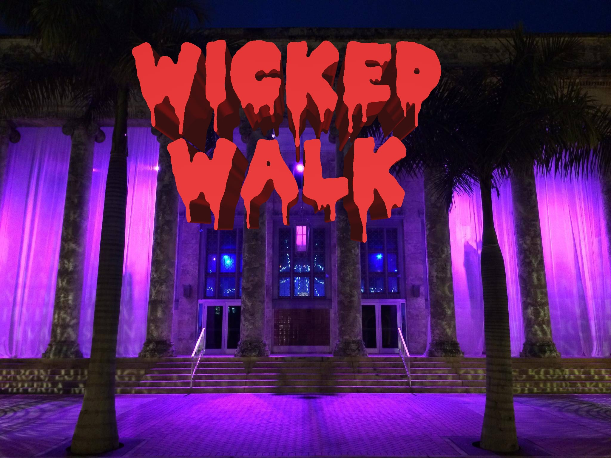 2nd Annual Wicked Walk Capestyle