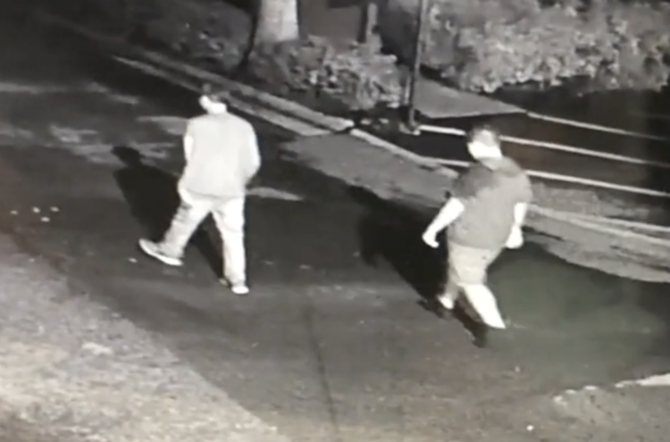 Property Crimes Unit Seeking Scooter-Stealing Suspects