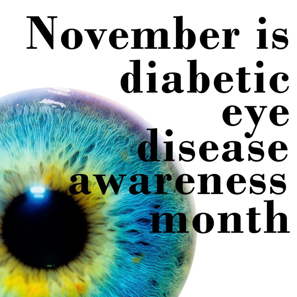 Annual eye exams are key for those with diabetes