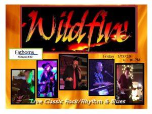 Wildfire @ Fathoms