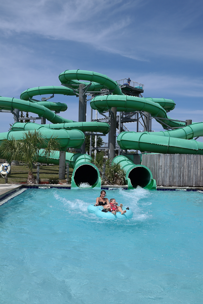 Sun Splash Now Open for the Season – Daily Spring Break Hours in Effect March 13-22